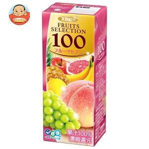 エルビー フルーツセレクション フルーツセブン100% 20...