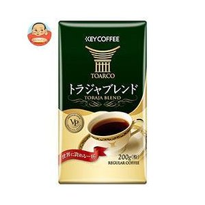 キーコーヒー VP(真空パック) トラジャブレンド(粉) 200g×6個入