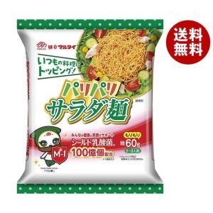 送料無料 マルタイ パリパリサラダ麺 60g×12個入|MISONOYA PayPayモール店