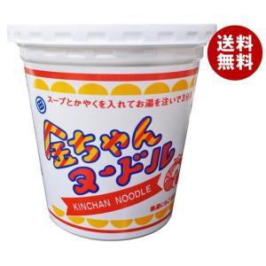 送料無料 徳島製粉 金ちゃんヌードル 85g×12個入