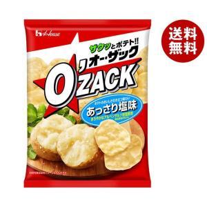 【送料無料】ハウス食品 オーザック(あっさり塩) 68g×24袋入|misonoya