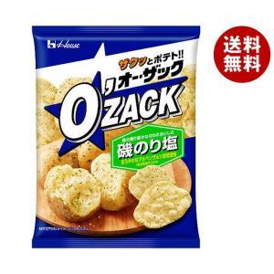 【送料無料】ハウス食品 オーザック(磯のり塩味) 68g×24袋入|misonoya
