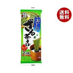 【送料無料】五木食品 おいしいざる 茶そば 160g×20袋入|misonoya
