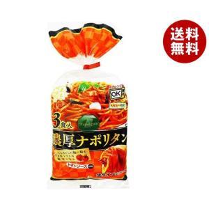 送料無料 五木食品 3食濃厚ナポリタン 483g×12袋入|MISONOYA PayPayモール店