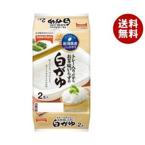 【送料無料】テーブルマーク たきたてご飯 新潟県産こしひかり白がゆ 250g×24(12×2)個入|misonoya