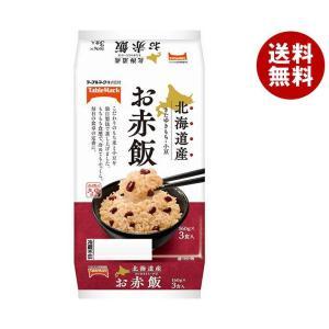 【送料無料】テーブルマーク 赤飯 3食 (160g×3個)×8個入 misonoya