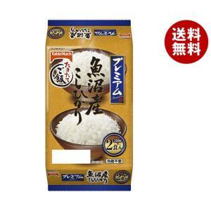 【送料無料】テーブルマーク たきたてご飯 魚沼産こしひかり(分割)2食 (150g×2食)×16(8×2)袋入|misonoya