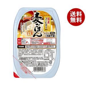 【送料無料】テーブルマーク 麦ごはん 160g×24(12×2)個入|misonoya