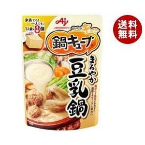 【送料無料】味の素 鍋キューブ まろやか豆乳鍋...の関連商品3