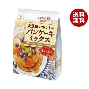 【送料無料】マルコメ ダイズラボ パンケーキミックス 250g(125g×2)×12袋入|misonoya