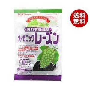【送料無料】東洋ナッツ食品 トン オーガニックレーズン 85g×10袋入 misonoya