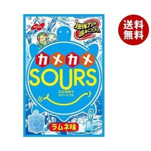 【送料無料】ノーベル製菓 サワーズ(SOURS) ラムネ味 45g×6袋入 misonoya