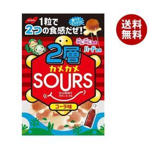 【送料無料】ノーベル製菓 サワーズ(SOURS) コーラ味 45g×6個入 misonoya