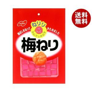 【送料無料】ノーベル製菓 ねりり梅ねり 20g×10個入 misonoya