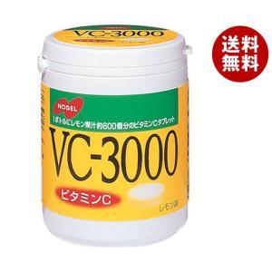 【送料無料】ノーベル製菓 VC-3000ボトル 150g×4個入 misonoya