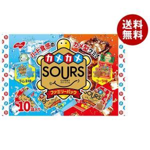 【送料無料】ノーベル製菓 サワーズアソートパック ラムネ&コーラ 175g×15袋入 misonoya