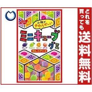 【送料無料】ノーベル製菓 ミニキューブグミ フルーツアソート 80g×6袋入 misonoya