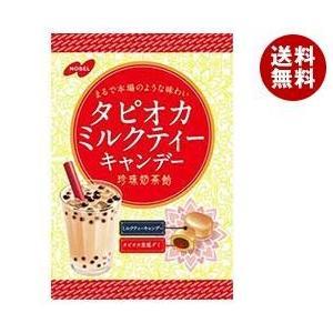 【送料無料】ノーベル製菓 タピオカミルクティー 90g×6袋入|misonoya