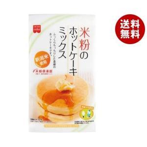 送料無料 【2ケースセット】共立食品 米粉のホットケーキミックス 200g×6袋入×(2ケース)