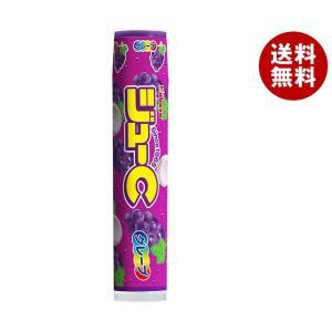 【送料無料】【2ケースセット】カバヤ ジューCグレープ 15粒×30(10×3)本入×(2ケース)