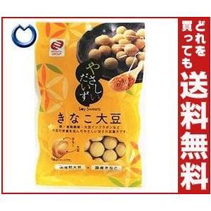 【送料無料】ミツヤ きなこ大豆 65g×12個入|misonoya