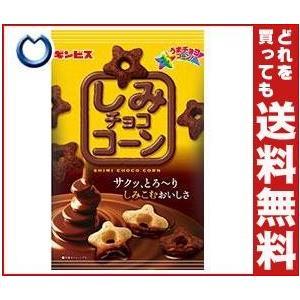 【送料無料】ギンビス しみチョココーン 70g×12個入|misonoya
