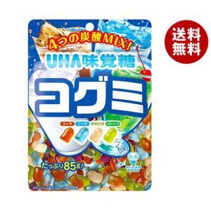 【送料無料】UHA味覚糖 コグミ ドリンクアソート 85g×10袋入|misonoya