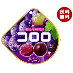 【送料無料】UHA味覚糖 コロロ グレープ 48g×6袋入|misonoya