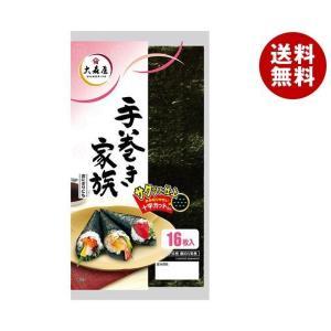 【送料無料】大森屋 手巻き家族 2切16枚×10袋入|misonoya