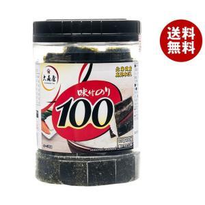 【送料無料】大森屋 味付卓上100 12切100枚×30個入|misonoya
