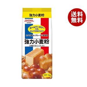 【送料無料】昭和産業 (SHOWA) 強力小麦粉 1kg×15袋入|misonoya
