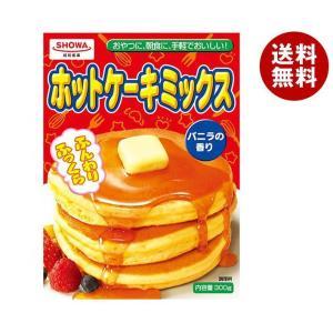 【送料無料】昭和産業 (SHOWA) ホットケーキミックス 300g×20箱入 misonoya