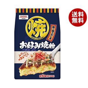 【送料無料】昭和産業 (SHOWA) お好み焼粉 500g×12袋入|misonoya