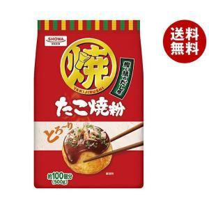 【送料無料】昭和産業 (SHOWA) たこ焼粉 500g×12袋入|misonoya