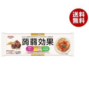 【送料無料】昭和産業 (SHOWA) 蒟蒻効果 400g(80g×5束)×24袋入|misonoya