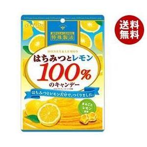 【送料無料】扇雀飴本舗 はちみつとレモン100%のキャンデー 50g×6袋入|misonoya