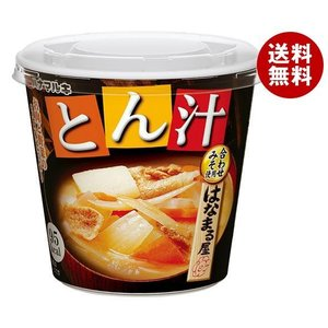 【送料無料】ハナマルキ はなまる屋とん汁 1食×6個入 misonoya