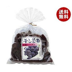 【送料無料】ナガトク 干し葡萄 大粒レーズン 430g×5袋入|misonoya