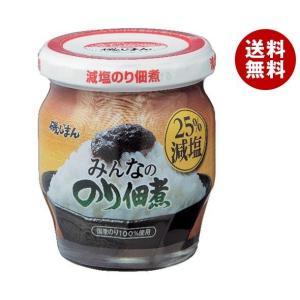 【送料無料】磯じまん みんなののり佃煮 145g瓶×12個入|misonoya
