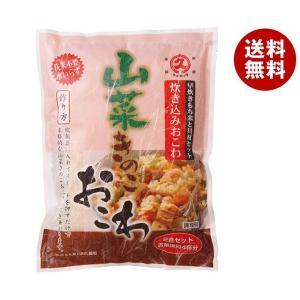 【送料無料】大トウ 山菜きのこおこわ 2合セット×10袋入|misonoya
