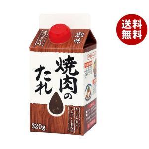 送料無料 創味食品 創味 焼肉のたれ 320g紙パック×6本入