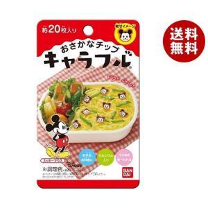 送料無料 【2ケースセット】バンダイ キャラフル ミッキーマウス 2.8g×12袋入×(2ケース)
