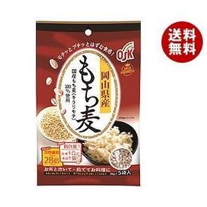 【送料無料】小谷穀粉 岡山県産 もち麦 (20g×5袋)×24(12×2)袋入|misonoya