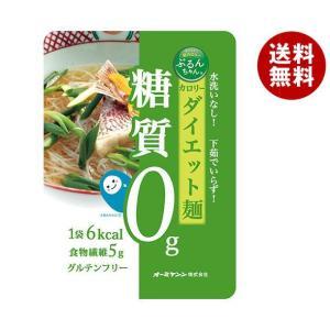 送料無料 オーミケンシ ぷるんちゃん カロリーダイエット麺 100g×10箱入|MISONOYA PayPayモール店