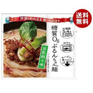 送料無料 オーミケンシ 糖質0gぷるんちゃん麺 豆乳担々味  200g×12個入|MISONOYA PayPayモール店