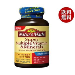 【送料無料】大塚製薬 ネイチャーメイド スーパーマルチビタミン&ミネラル 120粒×3個入 misonoya