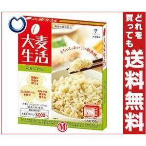 【送料無料】大塚製薬 大麦生活 大麦ごはん 【機能性表示食品】 150g×30箱入|misonoya