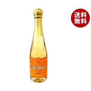 【送料無料】木村飲料 ローヤルシャンメリー プレミアム ホワイト 360ml瓶×12本入