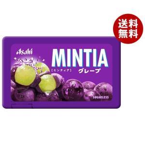 【送料無料】アサヒフード ミンティア グレープ 50粒×10個入|misonoya