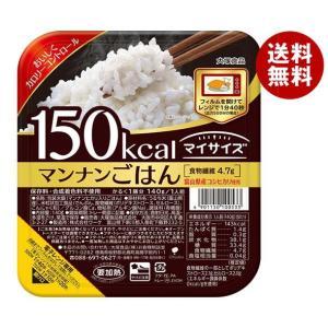 【送料無料】大塚食品 マイサイズ マンナンごはん 140g×24個入|misonoya
